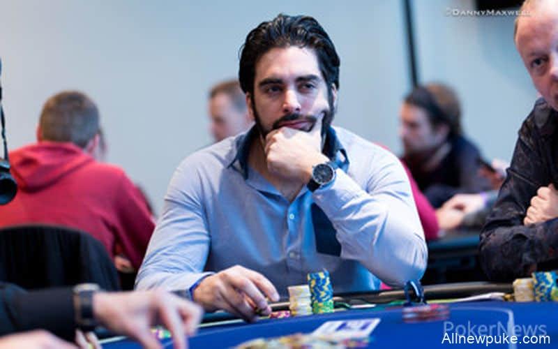 【蜗牛扑克】想改造世界的牌手Alexandros Kolonias