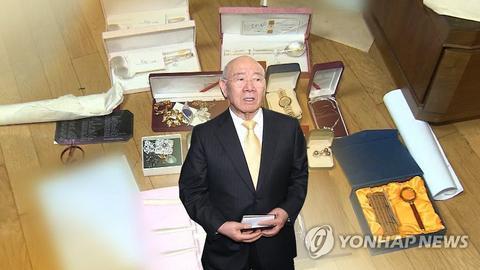 【蜗牛棋牌】韩国公布高额欠税者名单 前总统全斗焕也在列