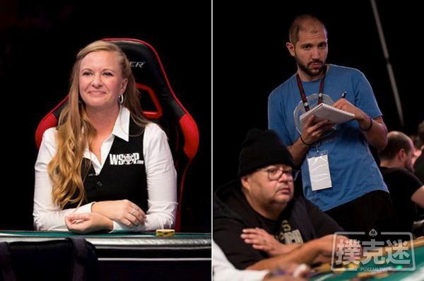 【蜗牛棋牌】两位扑克行业人成WSOPC新秀冠军