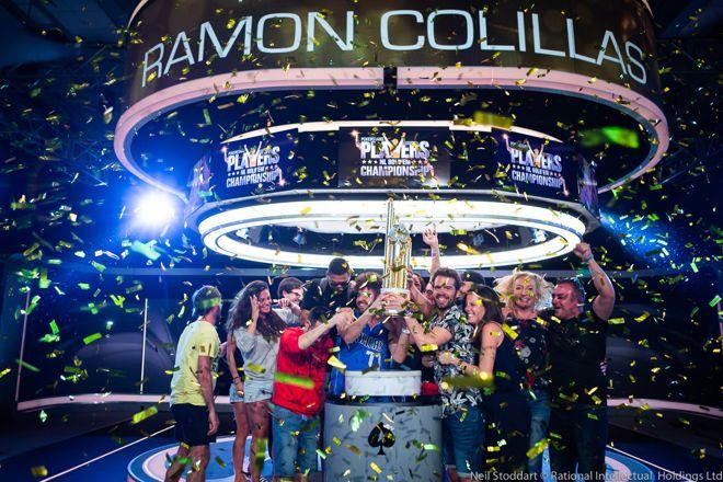 【蜗牛棋牌】Ramon Colillas夺冠PSPC,从0到510万刀的传奇!