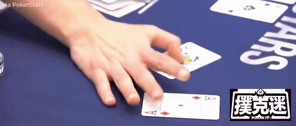【蜗牛棋牌】PSPC河牌圈硬实力弃牌,对手以亮牌礼赞其牌技