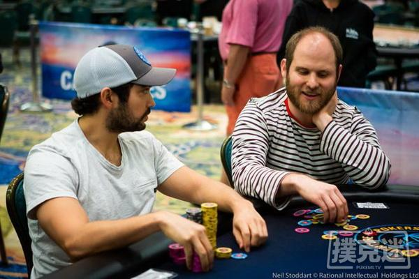【蜗牛棋牌】PSPC钱圈趣事:Greenwood三兄弟均入钱圈