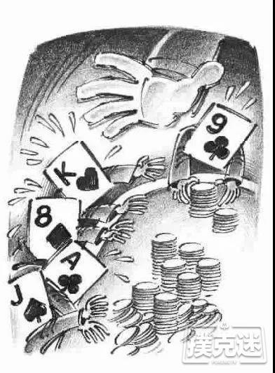 【蜗牛棋牌】对于不到三条街价值的牌的价值下注与诈唬下注比率