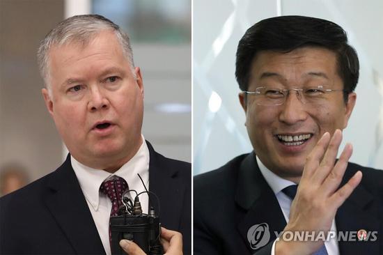 【蜗牛棋牌】美国朝鲜政策特别代表3日赴首尔 将与朝代表会谈