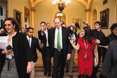 【蜗牛棋牌】两党就预算案达成协议 特朗普会否签署存不确定性