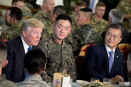 【蜗牛棋牌】美媒:美韩就驻军军费达成初步协议 有效期仅一年