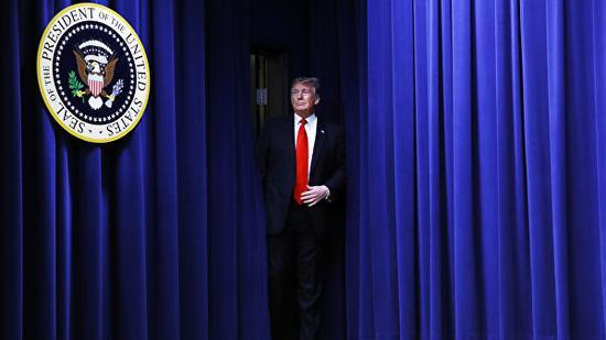 【蜗牛棋牌】特朗普:美俄军控谈判可让两国建立良好的关系