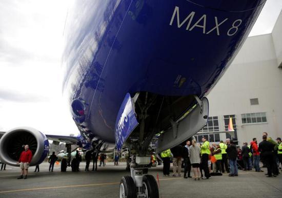 【蜗牛棋牌】波音宣布暂停交付737MAX客机 该机型订单约5000笔