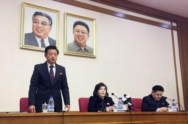 【蜗牛棋牌】美称愿与朝继续进行无核化谈判 希望朝鲜履行承诺