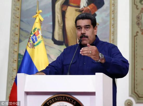 """【蜗牛棋牌】委内瑞拉停电7天 马杜罗:这是美国发动的""""战争"""""""