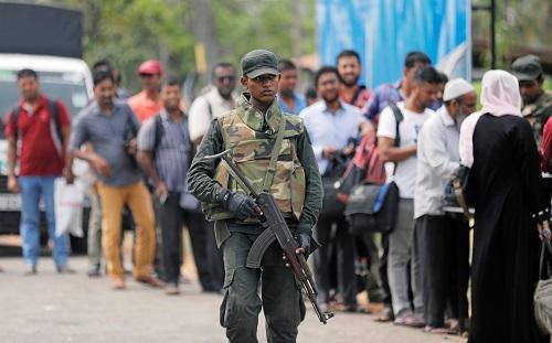 【蜗牛棋牌】外媒:斯里兰卡发出新袭击预警 全国加强安全措施