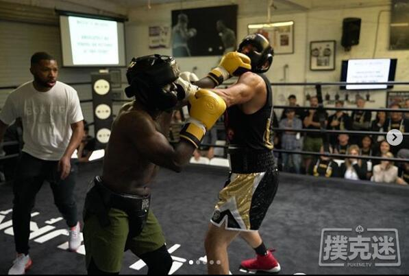 【蜗牛棋牌】Esfandiari赢高赔率拳击对赌,Hart叫嚷着再来一场复赛