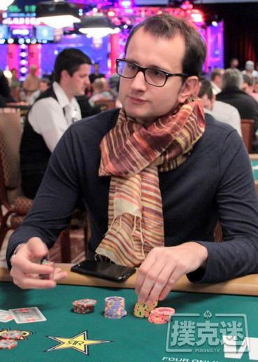 【蜗牛棋牌】Rainer Kempe:豪客赛事给业余玩家的空间并不多