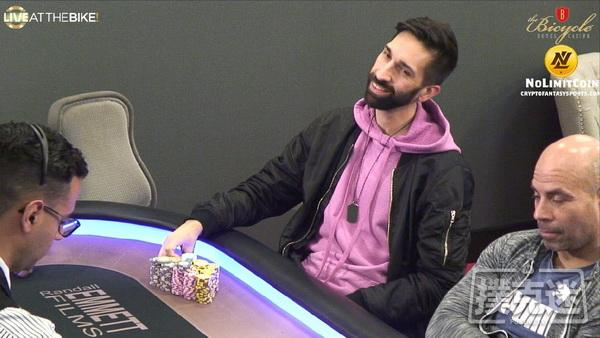 【蜗牛棋牌】Johnnie Vibes' Moreno给自己WSOP赛事投资开高价