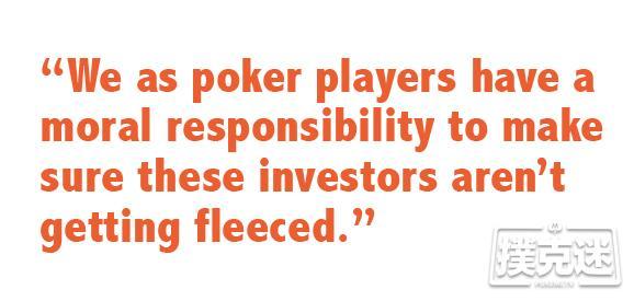 【蜗牛棋牌】Gavin Griffin策略谈:扑克锦标赛买入份额的加价问题