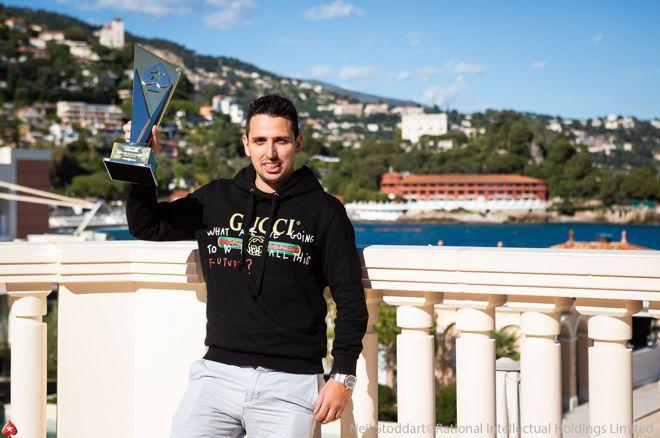 【蜗牛棋牌】Sergio Aido取得EPT蒙特卡洛€100,000超级豪客赛冠军,奖金http://www.woniuqipai.com/wp-content/uploads/2019/05/1556615072665882.jpg,772,393