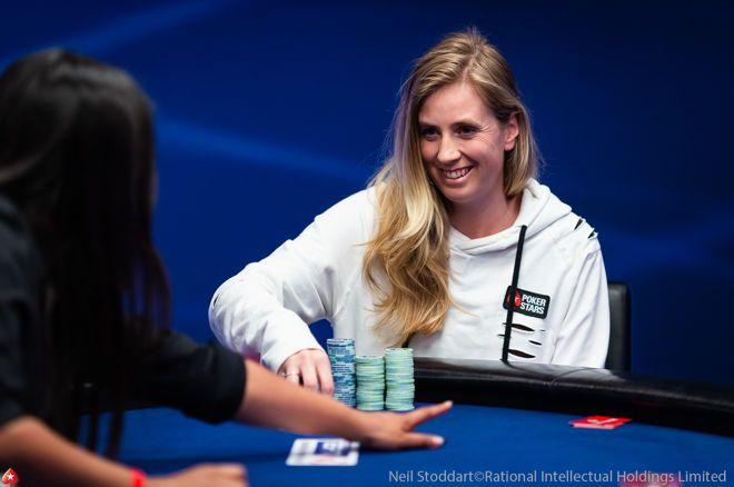 【蜗牛棋牌】EPT蒙特卡洛主赛:女玩家Evy Widvey Kvilhaug从€55到€27,680的精彩演绎