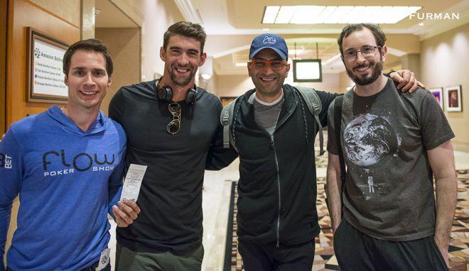 【蜗牛棋牌】打牌前的日子:Jeff Gross和Michael Phelps曾是多年合租的室友(二)