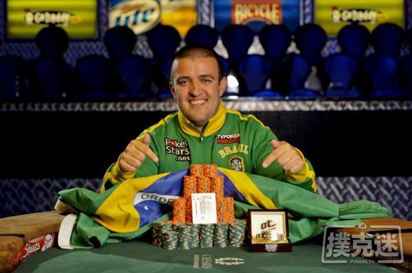 【蜗牛棋牌】《扑克的成功追求》之Andre AkKari篇