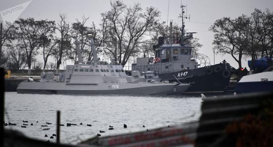 【蜗牛棋牌】国际海洋法庭要求俄释放扣押的乌克兰军舰及人员