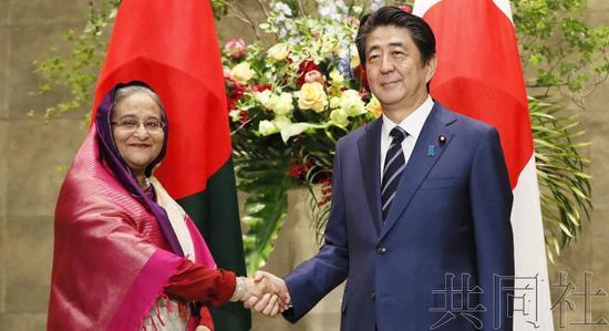 【蜗牛棋牌】日本拟向孟加拉国提供1326亿日元贷款用于基建