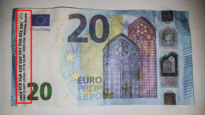 【蜗牛棋牌】法国市场上20欧元假钞横行 多地已出现(图)