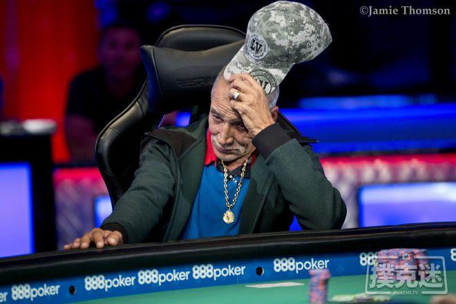 【蜗牛棋牌】Howard Mash斩获WSOP老年赛冠军