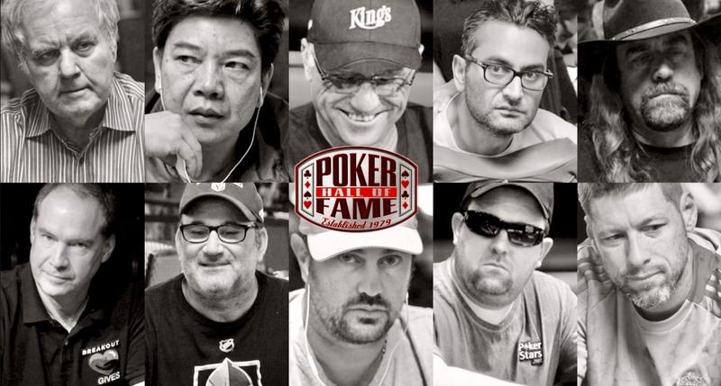 【蜗牛棋牌】2019扑克名人堂候选名单公布,Esfandiari被提名