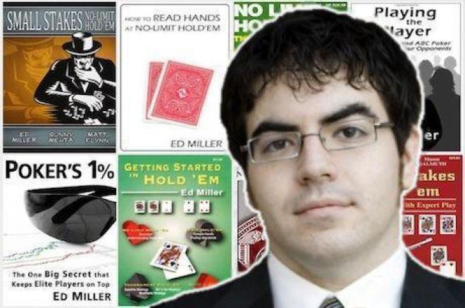 【蜗牛棋牌】Ed Miller谈扑克:别害怕在盲注位置3bet