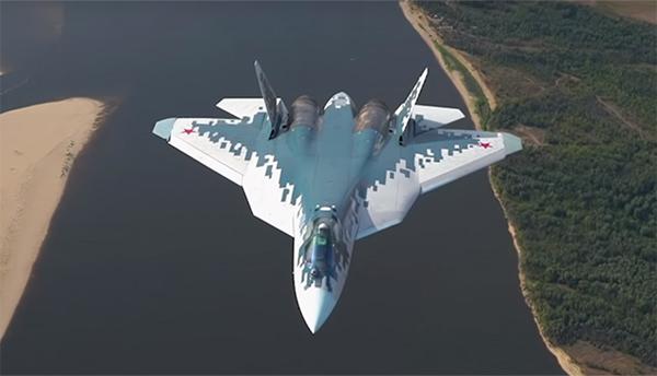 【蜗牛棋牌】俄罗斯已开始量产第五代战斗机苏-57 首批约70架