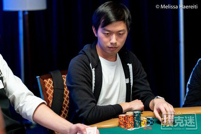 【蜗牛棋牌】2019 WSOP主赛Day2ab:Timothy Su暂时领跑