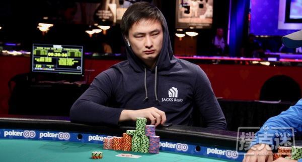 【蜗牛棋牌】Stephen Song:23岁收获WSOP金手链