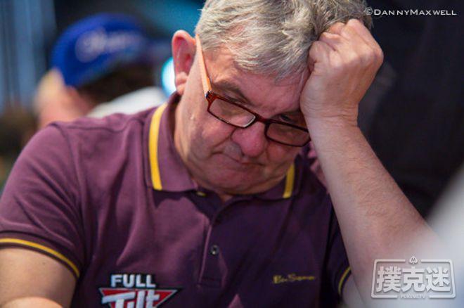 【蜗牛棋牌】英国牌手'Mad' Marty Wilson因癌去世