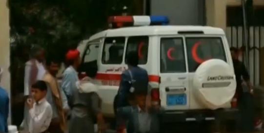 【蜗牛棋牌】也门一市场遭袭致至少13死23伤 死伤者均为平民