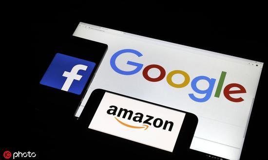 【蜗牛棋牌】美科技巨头联合谴责法国数字税:这是歧视