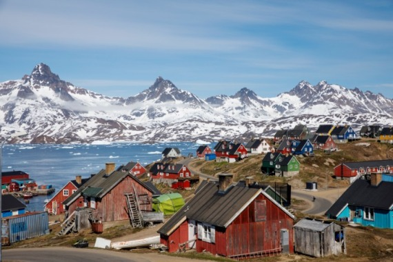 【蜗牛棋牌】特朗普购岛计划失败后 美计划在格陵兰重开领事馆