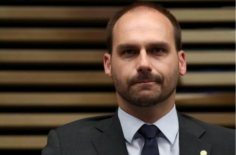 【蜗牛棋牌】巴西检察官欲禁总统之子任驻美大使:他没外交经验