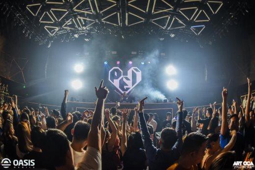 【蜗牛棋牌】最狂电音趴Oasis Manila终场狂发烧! DJ PeiPei引爆全场气氛