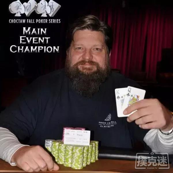 【蜗牛棋牌】知名牌手Eric Thompson因病去世!