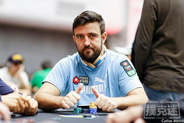 【蜗牛棋牌】Andre Akkari:扑克在巴西就是一种脑力运动