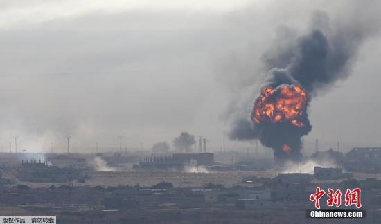 【蜗牛棋牌】叙民主武装力量:库尔德武装已撤出边境城市艾因角