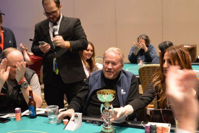 【蜗牛棋牌】慈善扑克玩家Funston:我打牌无关金钱,我要的是打牌的乐趣
