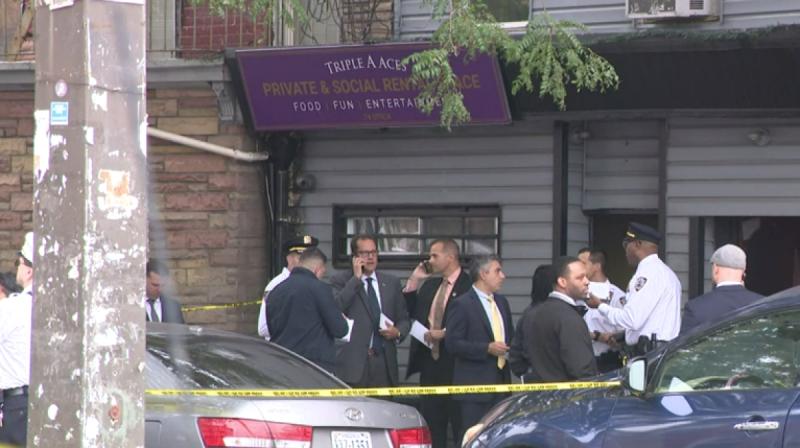 【蜗牛棋牌】纽约扑克俱乐部枪击事件,凶手和3名无辜男子死于现场