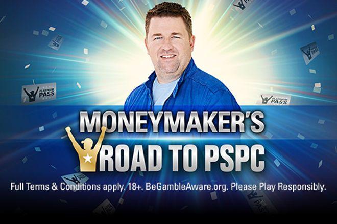 【蜗牛棋牌】Moneymaker PSPC铂金卡赛事将于10月28日到11月3日举行