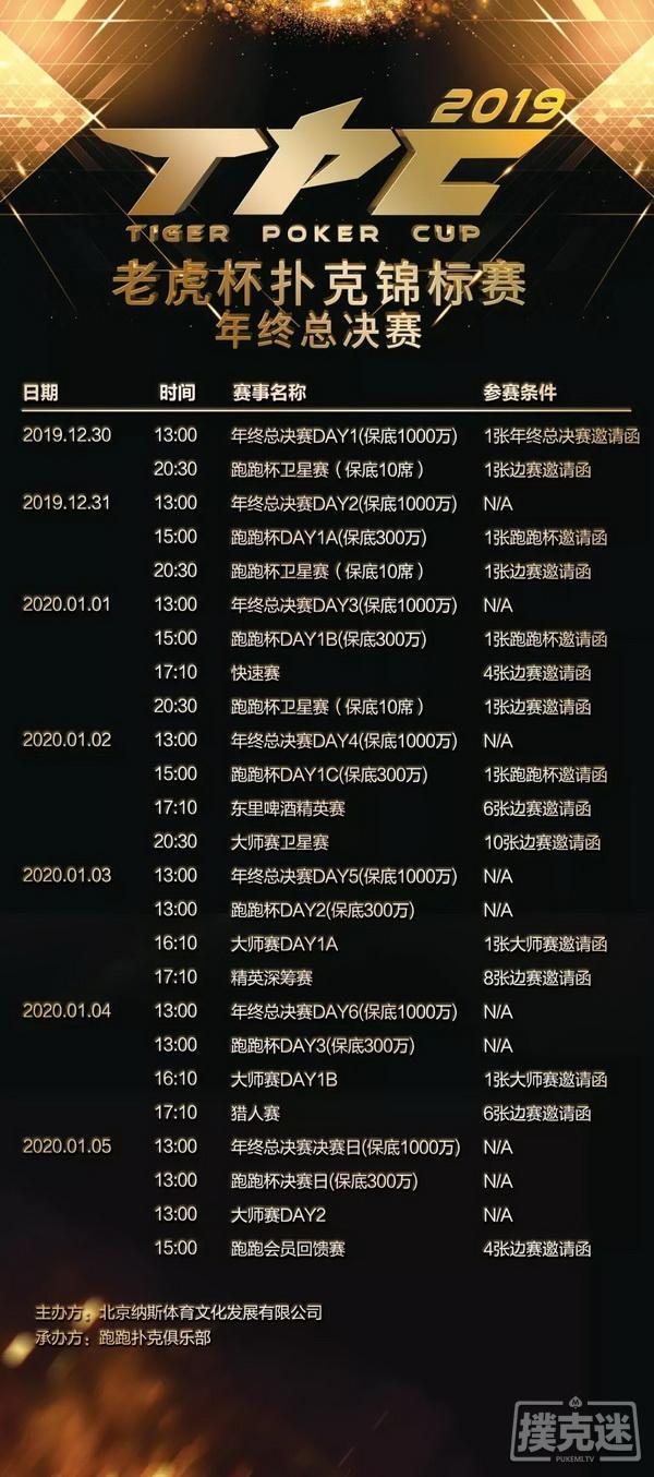 【蜗牛棋牌】2019 TPC老虎杯第二季冠军专访