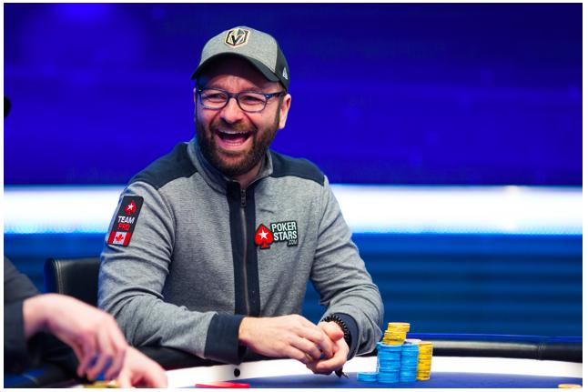 【蜗牛棋牌】Daniel Negreanu有意推出全新扑克系列赛