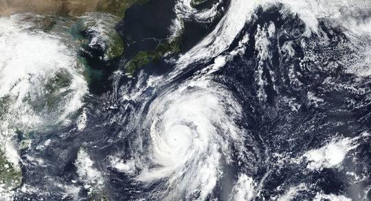 【蜗牛棋牌】东京面临60年来最强台风袭击 800多个航班被取消