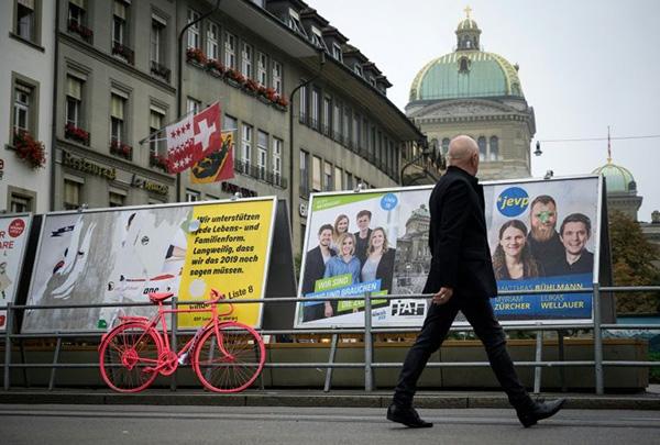 【蜗牛棋牌】瑞士大选:人民党仍第一 绿党表现强劲或首次入阁