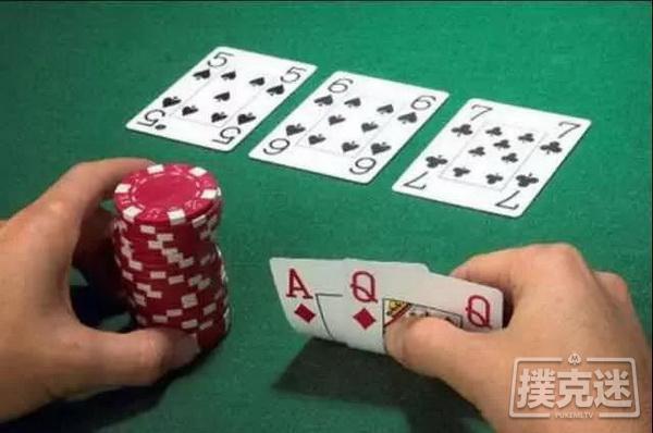 【蜗牛棋牌】翻牌圈下注的四个法则