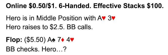 【蜗牛棋牌】你能像扑克大佬那样设置下注尺度吗?